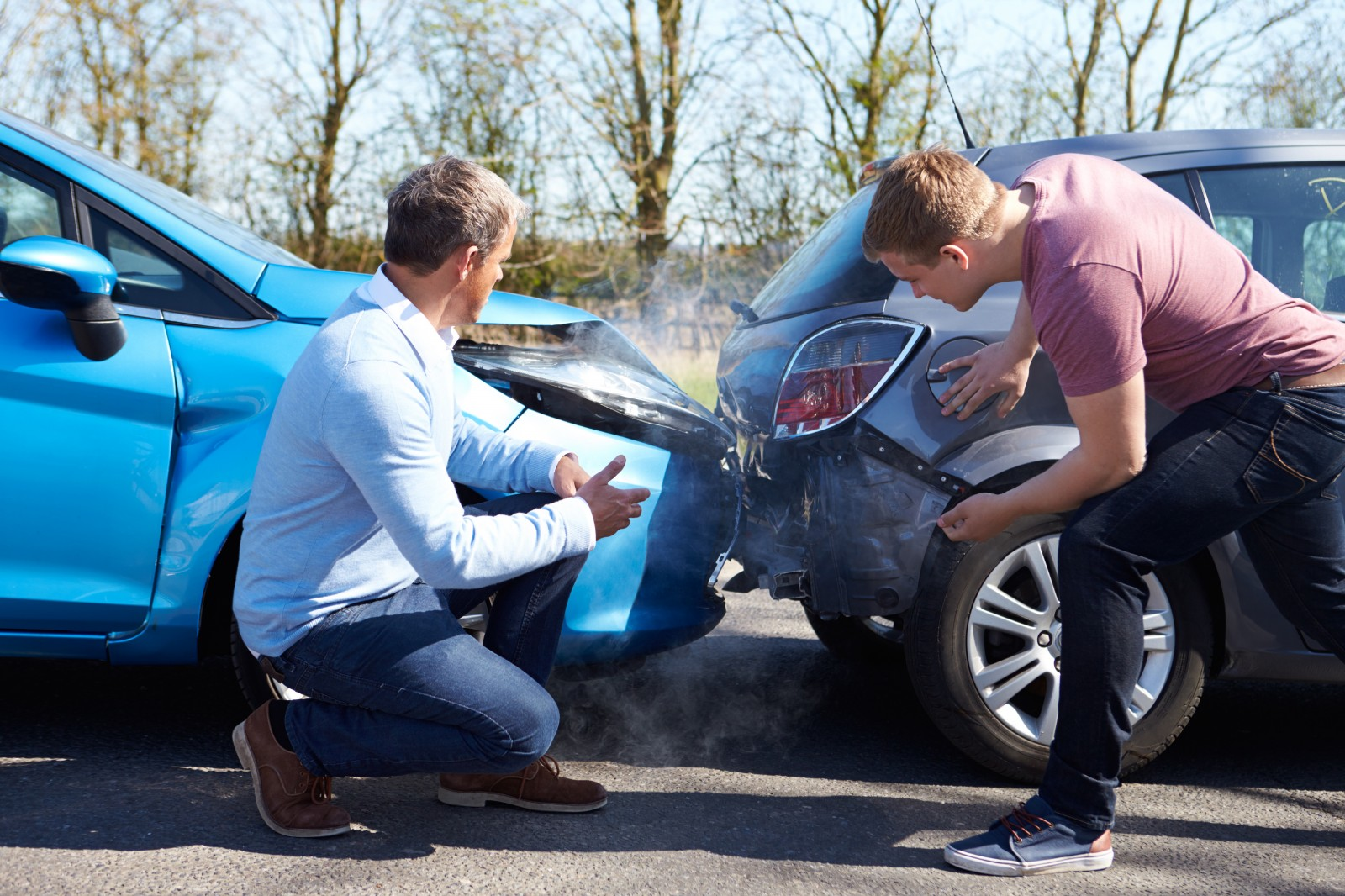 Are You at Fault for Your Car Accident? | de Lachica Law Firm