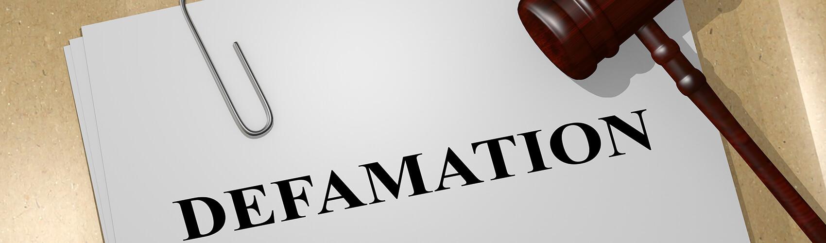 Defamation Law: The Basics  de Lachica Law Firm