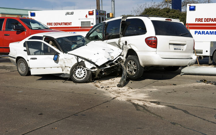 partial blame car accident de lachica law firm