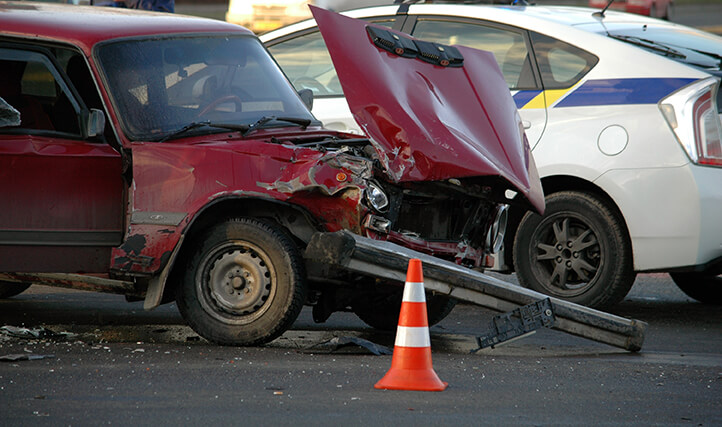 proving fault after a car accident de lachica law firm