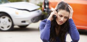 car accident fault de lachica law firm